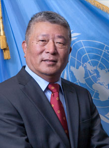 Judge Liu Daqun - Vice-President of the ICTY