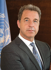 Serge Brammertz - Chief Prosecutor of the ICTY