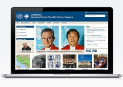 ICTY webiste