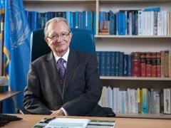 President of the ICTY Judge Carmel Agius