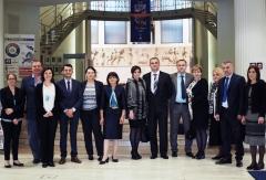 Crnogorska delegacija u posjeti Međunarodnom sudu