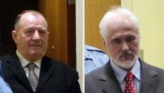 Mićo Stanišić and Stojan Župljanin