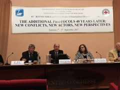 """Panel discussion """"The Contribution of the ICTY to IHL"""""""