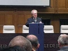 ICTY President Carmel Agius