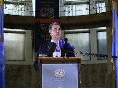 Serge Brammertz, glavni tužilac Međunarodnog krivičnog suda za bivšu Jugoslaviju