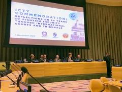 #ICTY24 : commémoration au siège de l'ONU