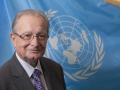 President Carmel Agius