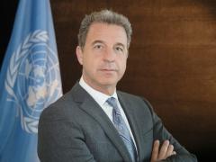 Le Procureur du TPIY et du MTPI, Serge Brammertz
