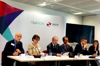 Predsednik MKSJ-a Carmel Agius na drugom EU-ovom Danu protiv nekažnjavanja u Briselu
