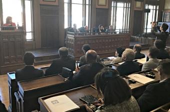 Coordination meeting between ICTY and City of Sarajevo