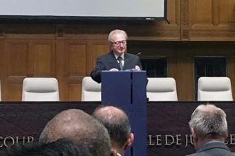 Predsednik MKSJ Carmel Agius