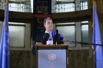 Serge Brammertz, Chief Prosecutor of the International Criminal Tribunal for the former Yugoslavia
