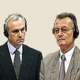 Jovica Stanišić and Franko Simatović