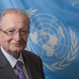 Predsednik Carmel Agius