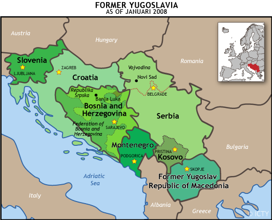 what is the former yugoslavia international criminal tribunal