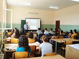 schools presentation