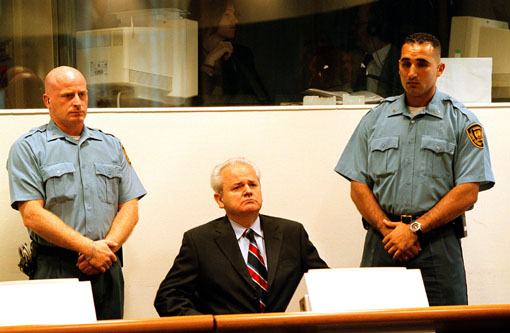 Image result for u.n. tribunal indicts slobodan milosevic